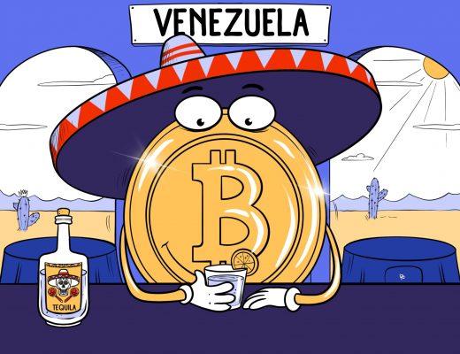 Гиперинфляция в Венесуэле привела к снижению спроса на Bitcoin
