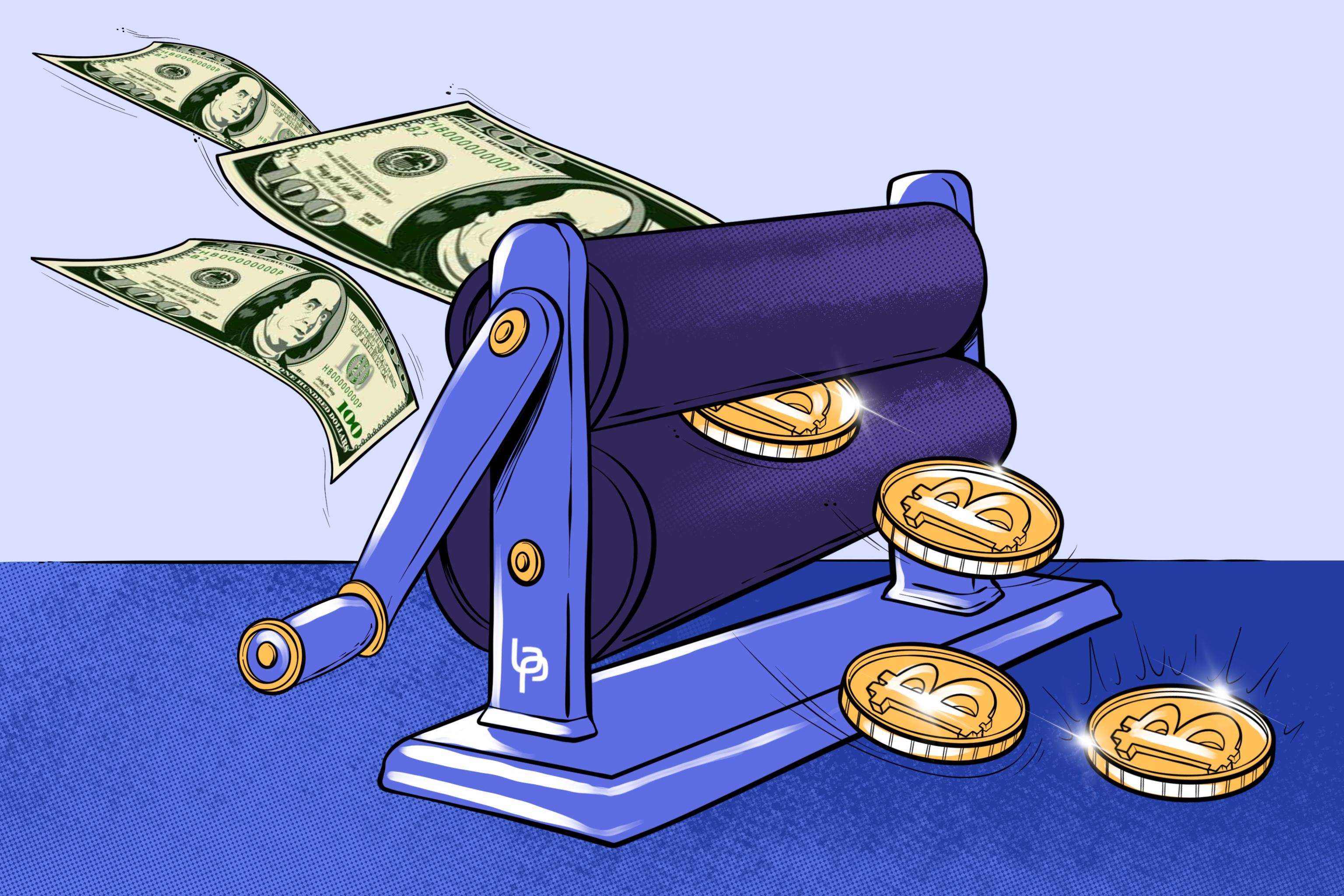 Правительственный банкир призывает срочно начать разработку цифрового доллара